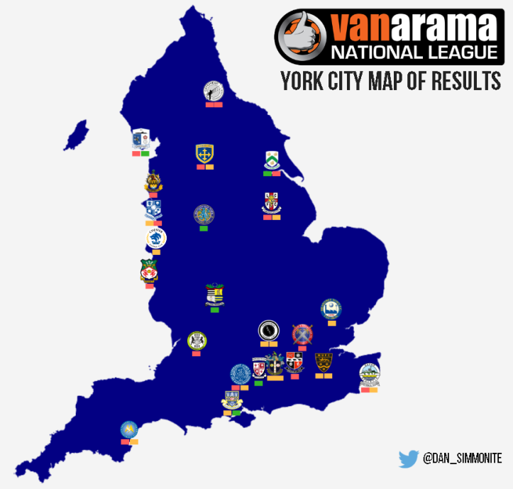 RESULTS MAP